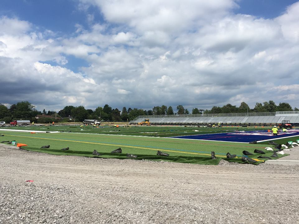 Athletic Field Projects